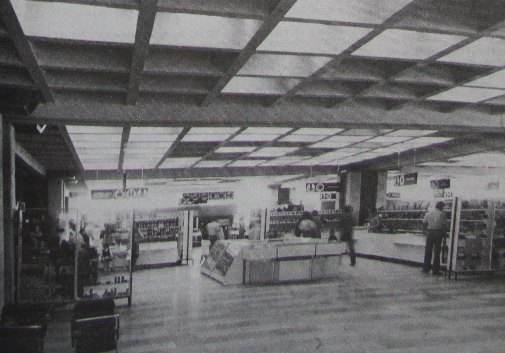 Архивите разказват: Евмолпия - универсалният магазин в центъра на Пловдив