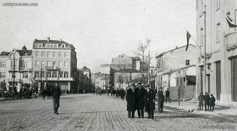 Историята на площад Централен
