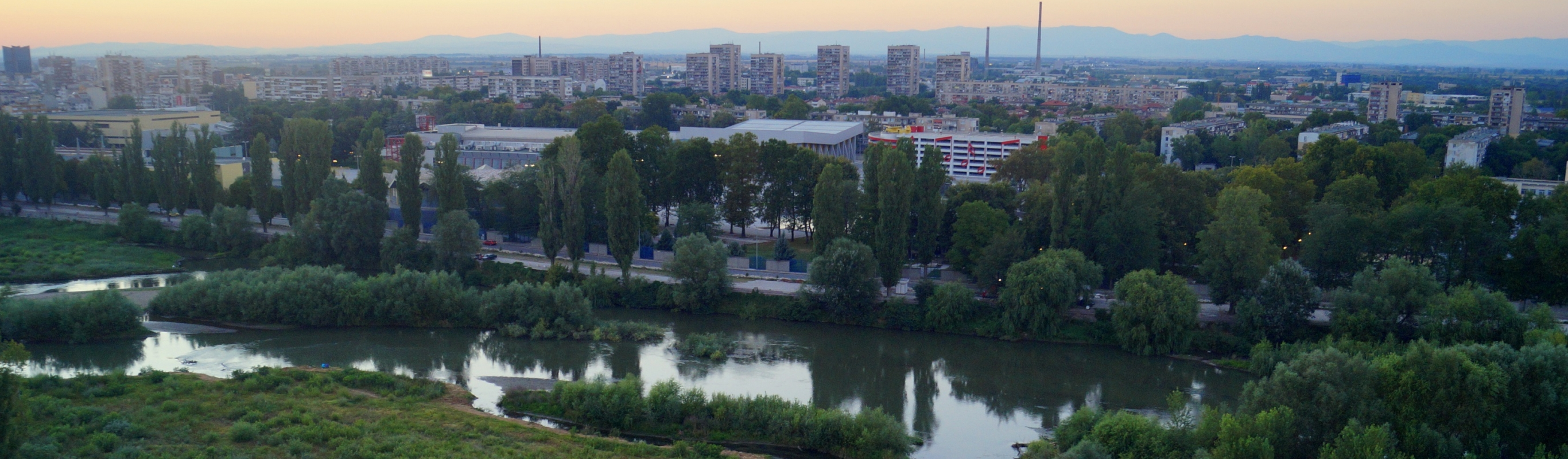 Maritza River – the past and the present of Plovdiv