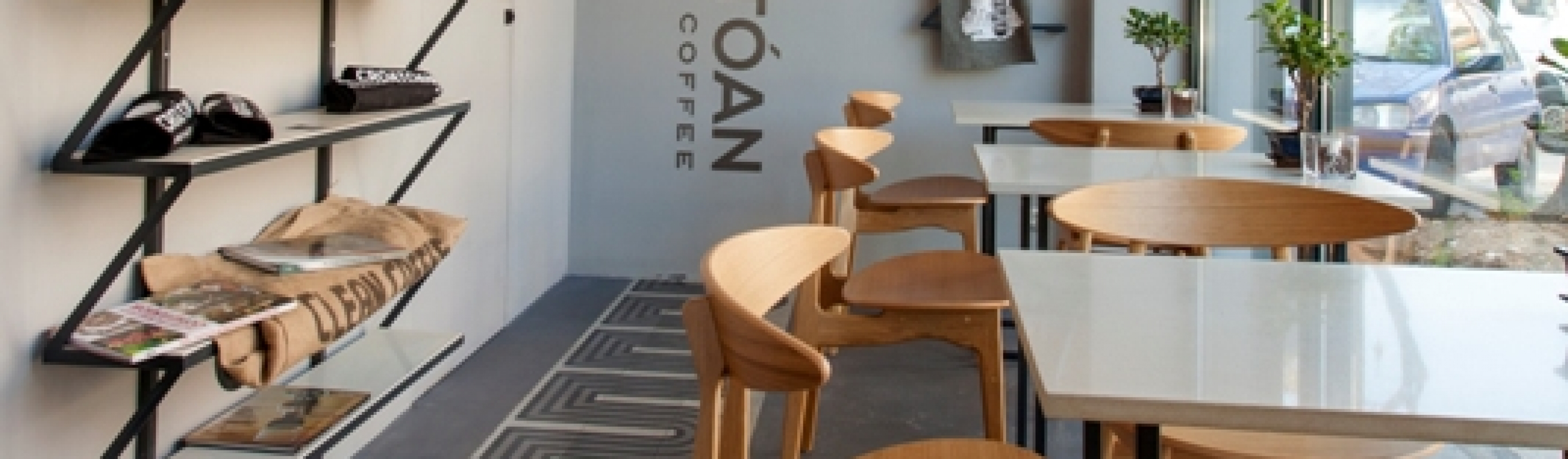 CROATÓAN – SPECIALTY COFFEE SHOP
