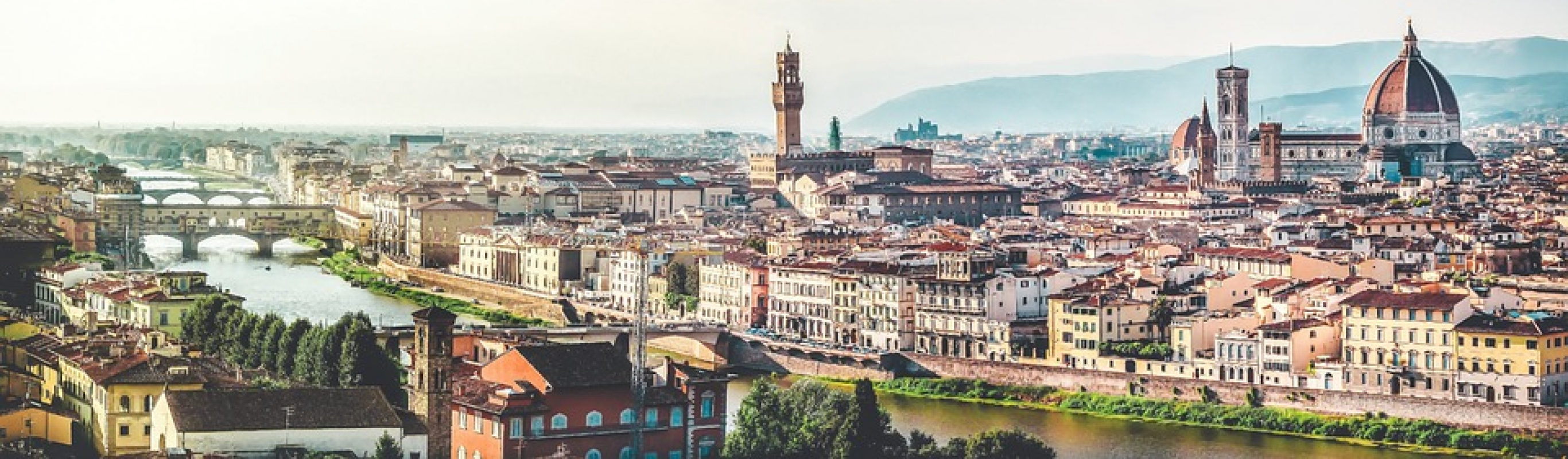 What do Plovdiv and Florence have in common?