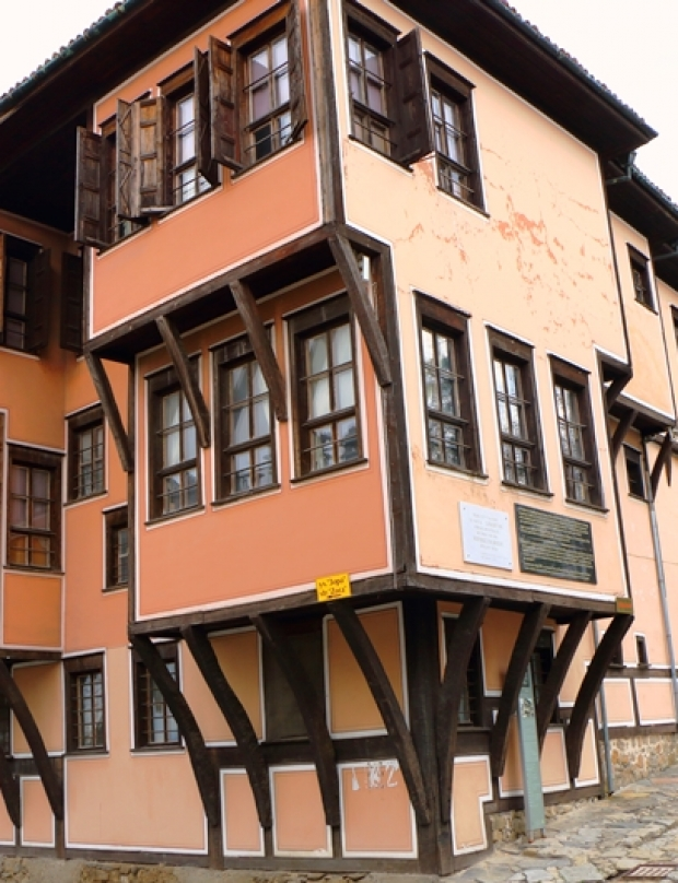 Why is Mavridi's house better known as Lamartine's House?