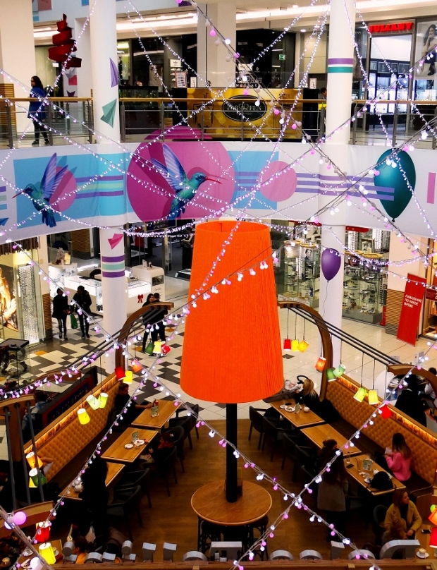 5 inspiring things in Mall Plovdiv in December
