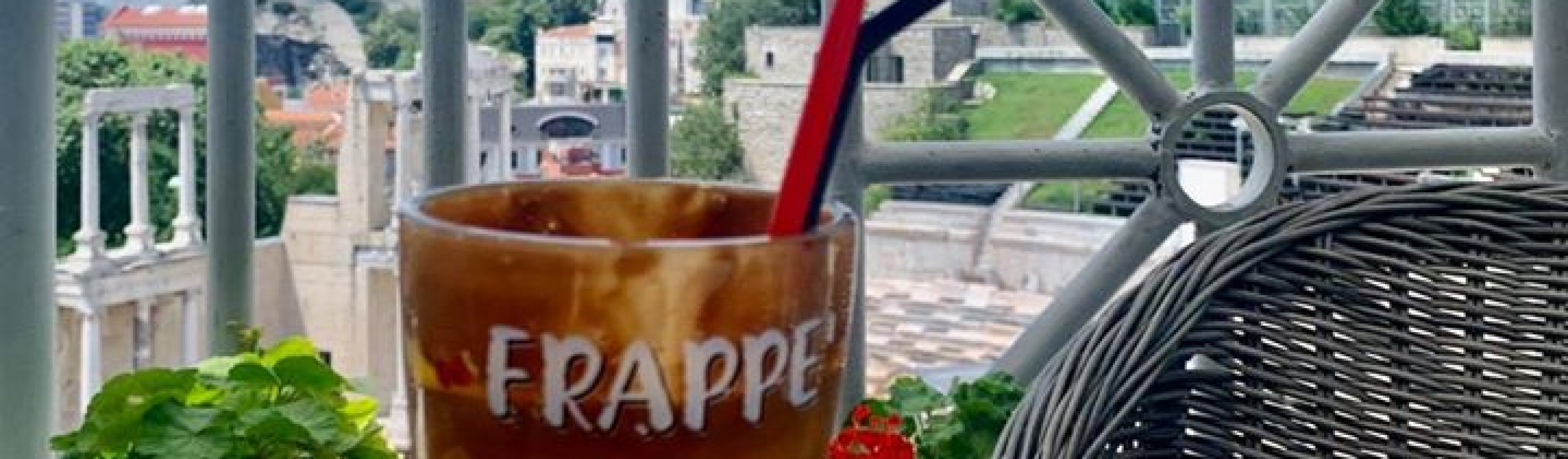 Where to drink coffee after a walk in Old Plovdiv?
