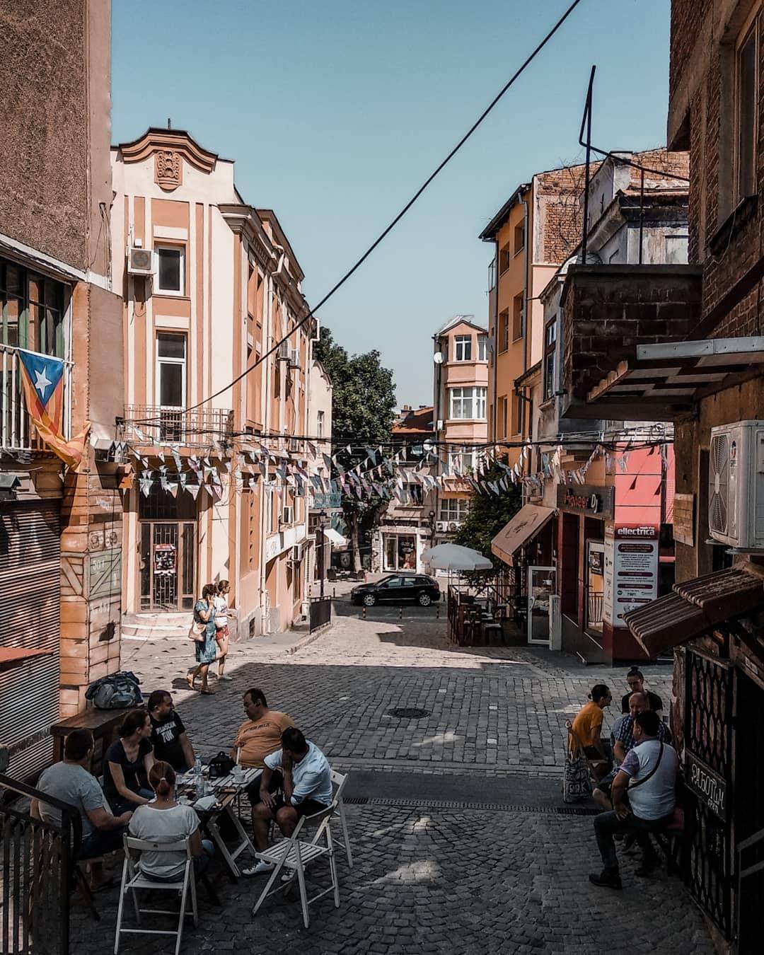 Пловдив в Инстаграм така, както го виждате вие