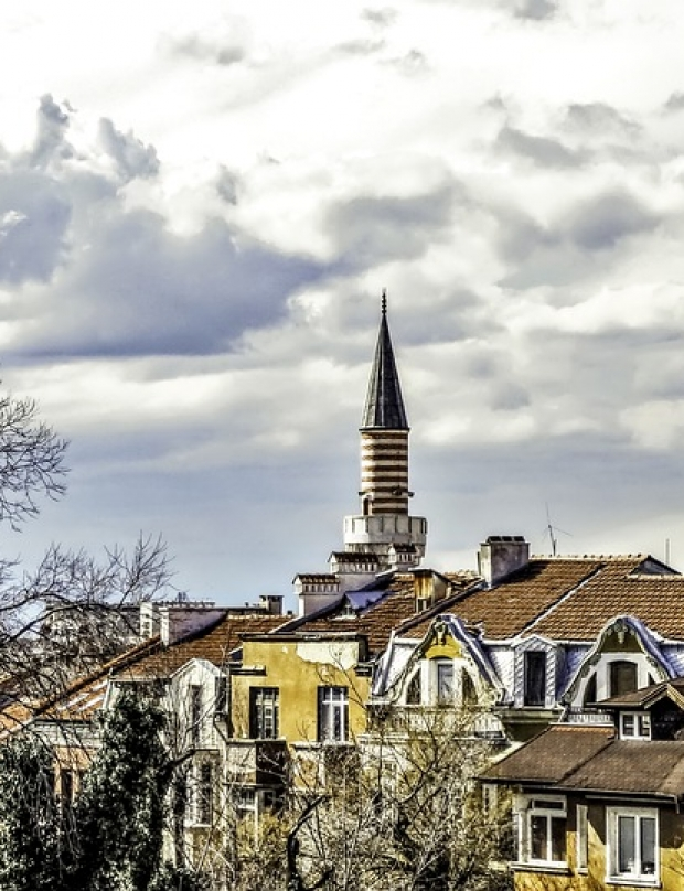 Plovdiv: then and now