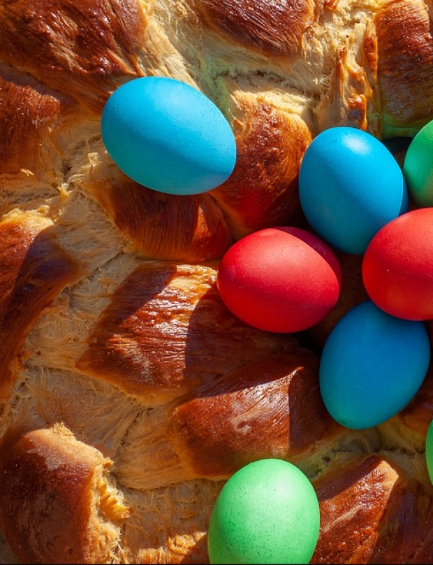 Where to order a delicious Easter bread for Easter?