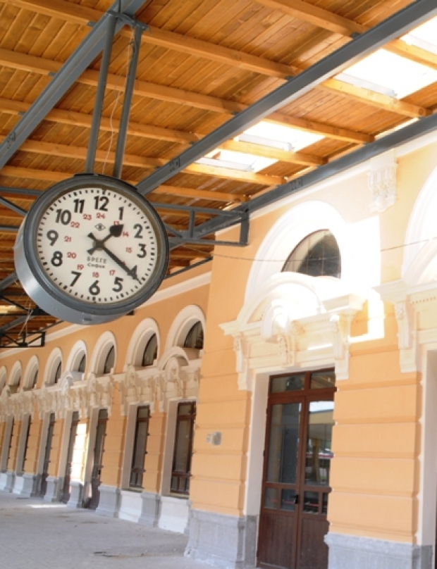Plovdiv Central Station - cultural and historical emblem