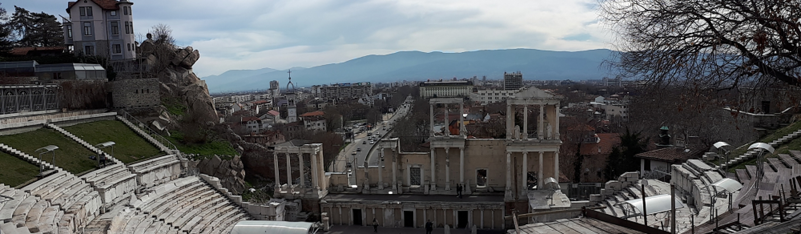 To discover Plovdiv as a tourist with Free Plovdiv Tour