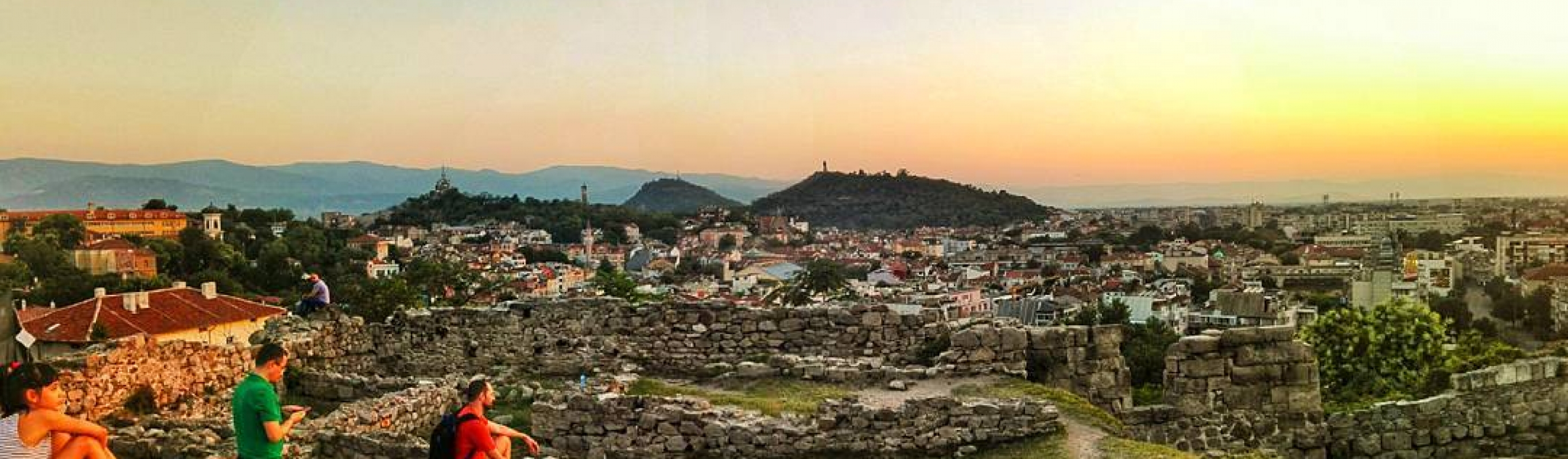 Magical Plovdiv (photo gallery)