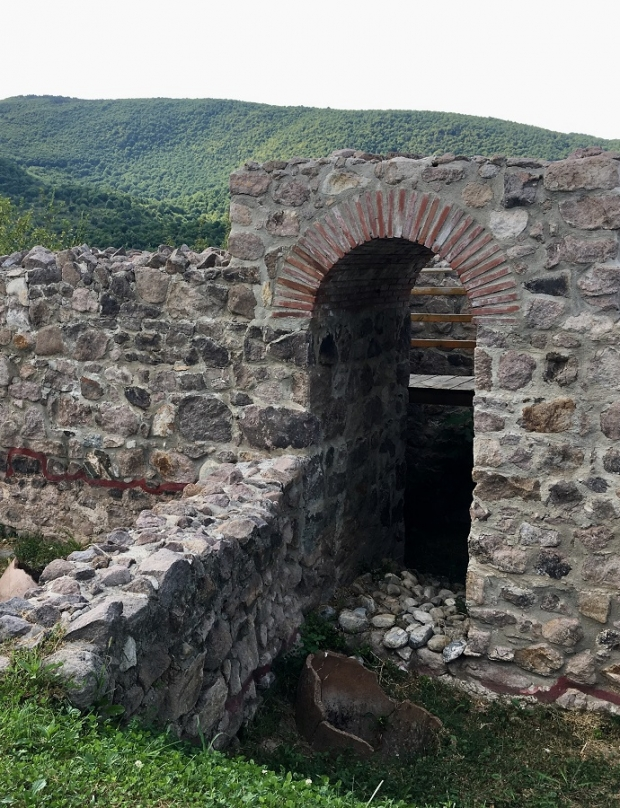 Weekend idea: Peristera Fortress