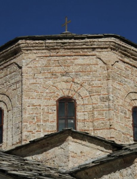 Weekend tourism: The monastery St. Kirik and Yulita
